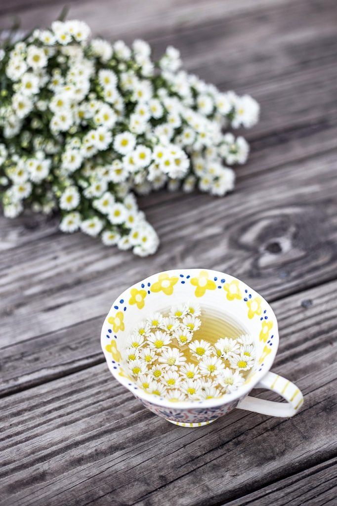 butterfly pea flower tea weight loss
